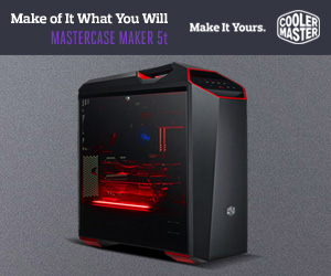 CoolerMaster MasterBox Banner