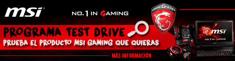 MSI Test Drive Banner