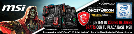 MSI Cashback Ghost Recon Banner