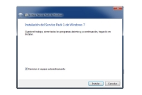 Descargar Windows 7 Service Pack 1 (64 bits)