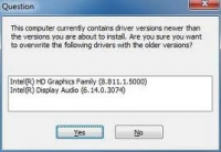 Descargar Intel HD Graphics Driver para XP