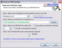 Descargar Universal USB Installer