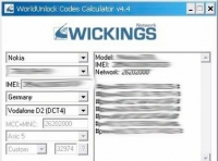 Descargar WorldUnlock Codes Calculator