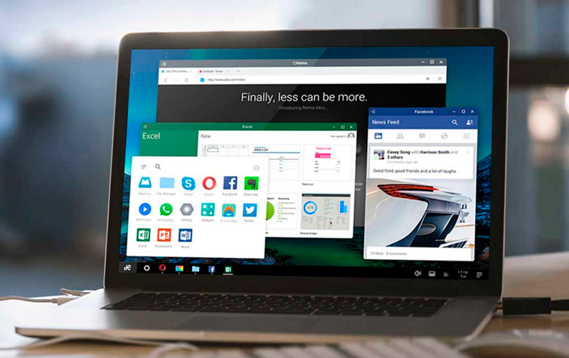 Remix OS se actualiza con Android 6 Marshmallow, Imagen 1