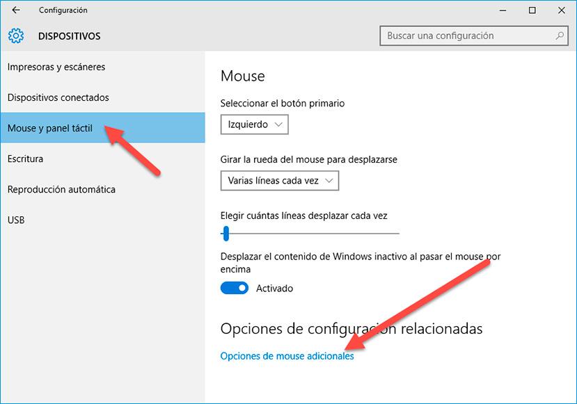 Puntero De Ubicación: Como Activar El Localizador De Cursor De Windows 10