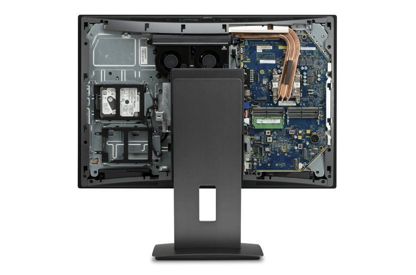 Nueva Workstation All in One HP Z1 G3, Imagen 2