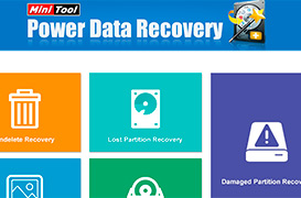 Recupera archivos de unidades Flash con MiniTool Power Data Recovery