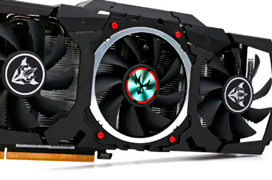 Colorful presenta su GTX 1060 X-TOP