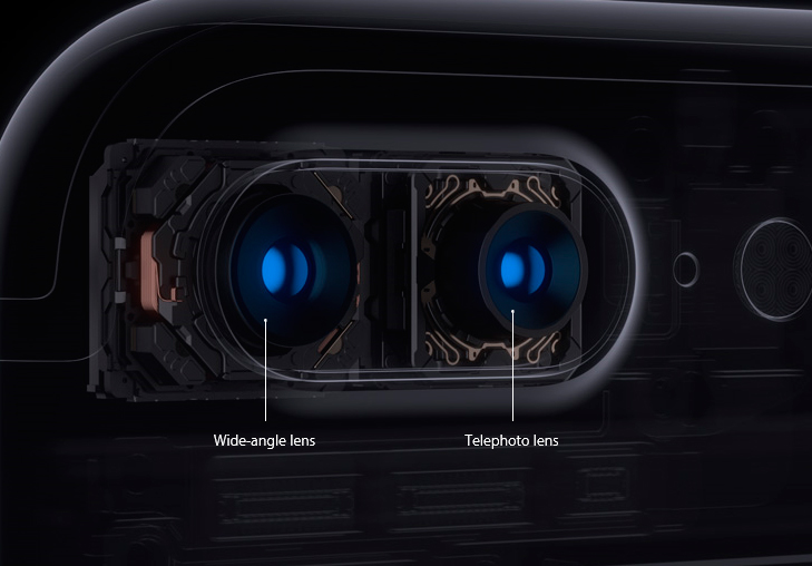 As� funciona la doble c�mara del iPhone 7 Plus, Imagen 1