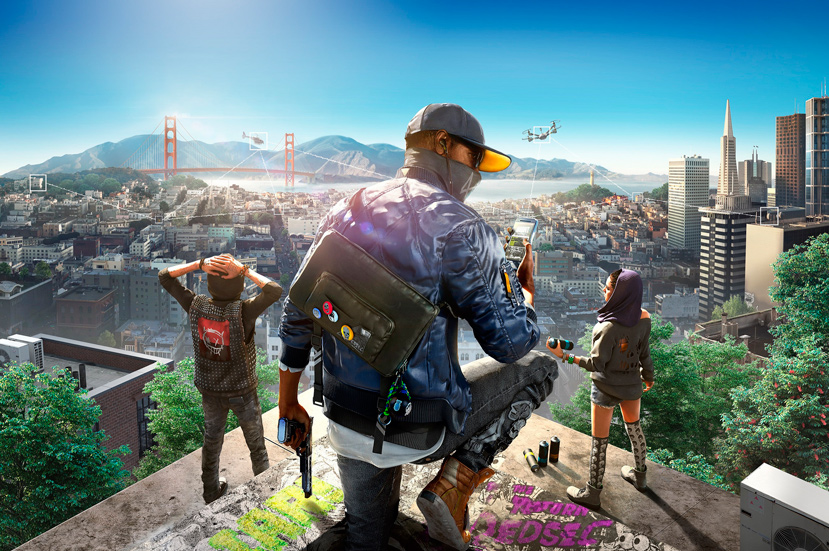 AMD lanza sus drivers Radeon Software Crimson 16.11.5 para Watch Dogs 2, Imagen 1