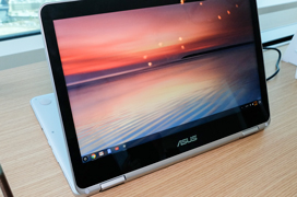 Chromebook convertible ASUS Flip C302