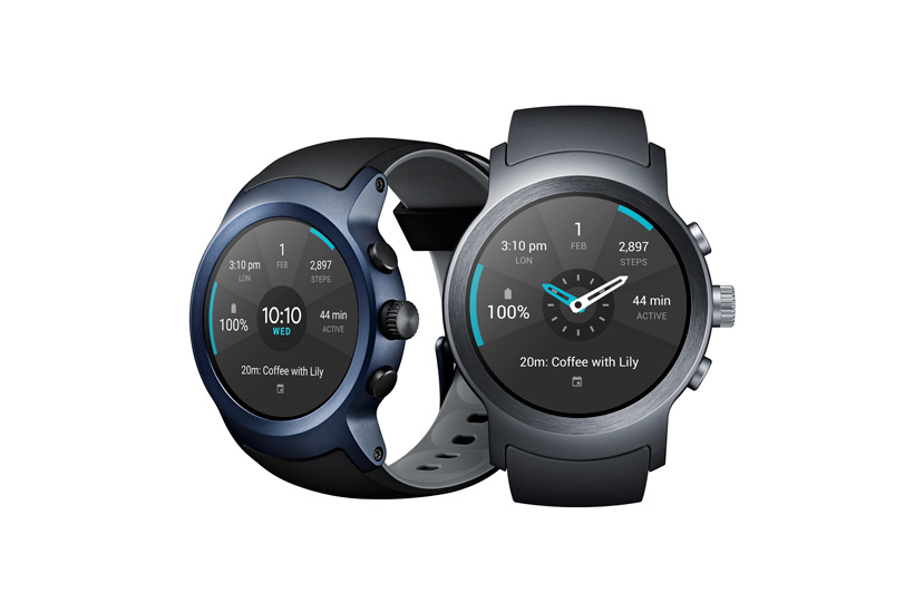 LG Watch Sport y LG Watch Style con Android Wear 2.0, Imagen 1