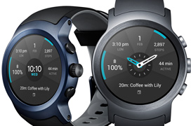 LG Watch Sport y LG Watch Style con Android Wear 2.0