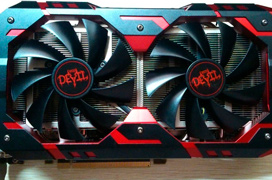 La PowerColor RX 580 Red Devil tendrá doble conector de corriente