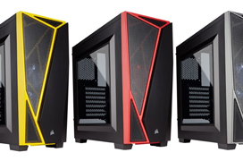 Nueva semitorre gaming Corsair Carbide  SPEC-04