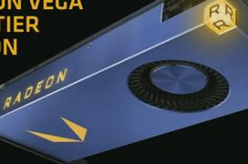 La AMD Radeon Vega Frontier con refrigeración líquida costará 1.900 Euros