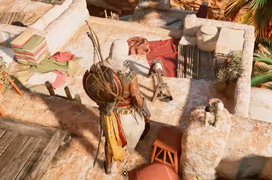 Así luce el Assassin's Creed: Origins en 4K y 60FPS en la Xbox One X