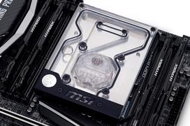 EK lanza un monobloque para las MSI X299 Gaming Pro Carbon