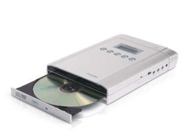 Las fotos de la cámara a un CD directamente con la Multimedia Fotobar