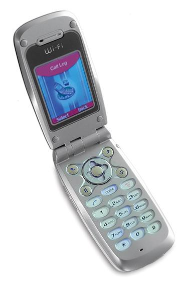 Telefono inalambrico VoIP, Imagen 1