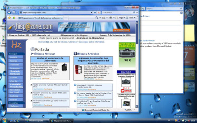 Windows Vista RC1 para descarga publica, Imagen 1