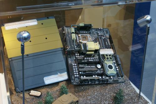 Asus presenta nuevo concepto en placas base.