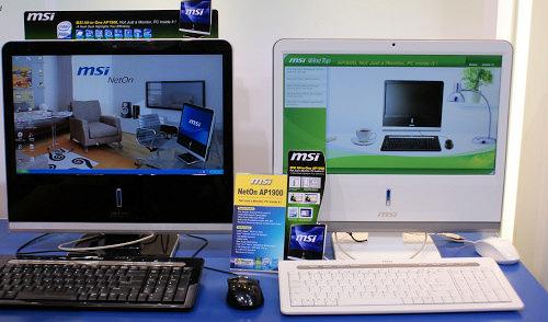 MSI introduce los nuevos NetOn AP1900.