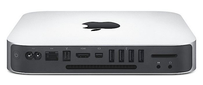 Apple  actualiza el Mac Mini y le sube notablemente el precio.