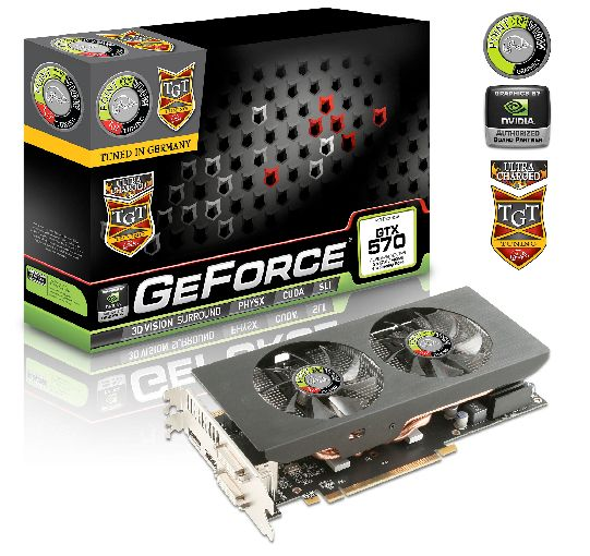 Point Of View/TGT estrenan nueva GTX 570 Ultracharge, Imagen 1