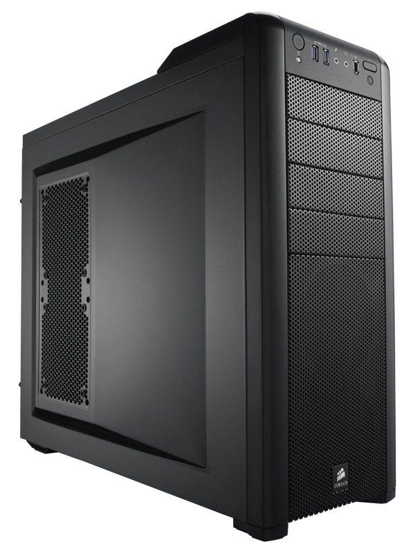 Corsair introduce la serie Carbide 400R, Imagen 1