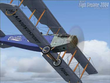 Flight Simulator 2004 ya disponible, Imagen 1