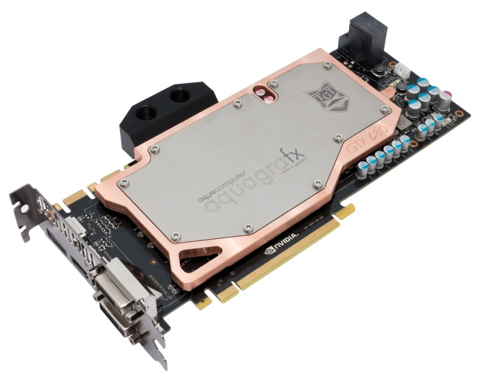 Geforce GTX 680 Beast Point of View y TGT con refrigeración líquida, Imagen 1