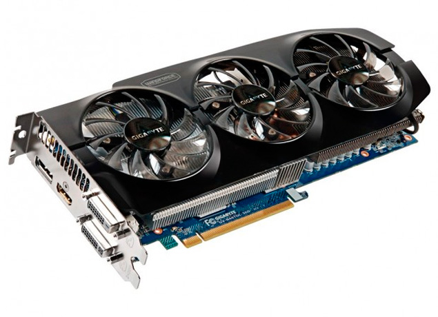 Gigabyte GeForce GTX 660 Ti WindForce III, Imagen 1