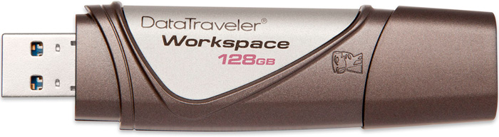 Kingston DataTraveler Workspace, pendrive USB compatible con Windows to Go, Imagen 1