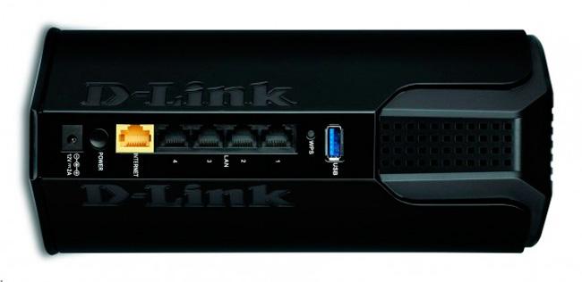 D-Link DGL-5500 Gaming Router