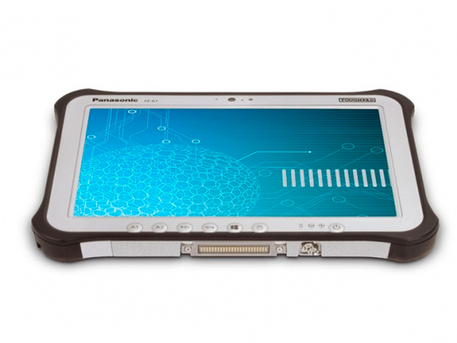 CES 2013. Panasonic Toughpad, tablets resistentes.