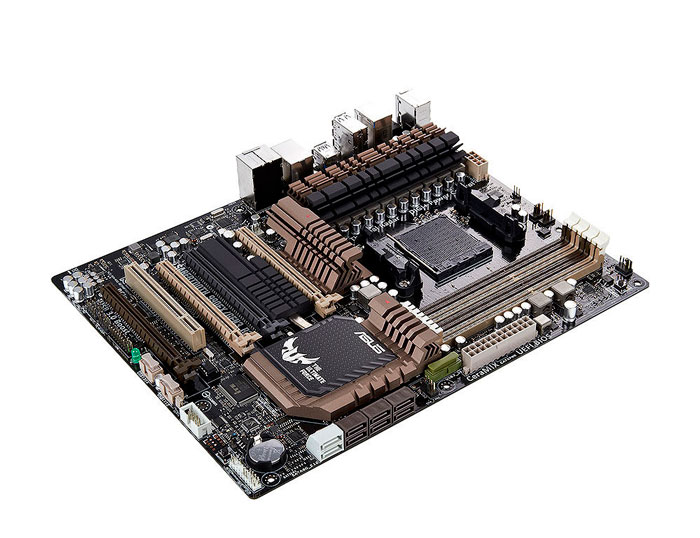 Ya disponible la ASUS Sabertooth 990FX GEN3 R2.0, la primera placa con PCI Express 3.0 para AMD, Imagen 1