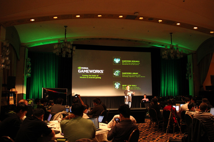 Evento en vivo NVIDIA The Way It´s Meant to be Played 2013 en Montreal, Imagen 1
