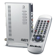 AVerMedia TVBox 5 External TV Device, Imagen 1