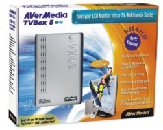 AVerMedia TVBox 5 External TV Device, Imagen 2