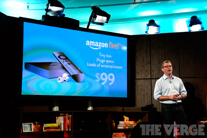 Amazon lanza su Fire TV, un completo sistema de streaming para el televisor, Imagen 3