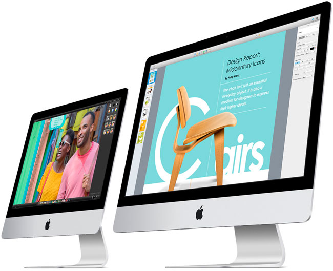 Apple rebaja su iMac  de 21,5
