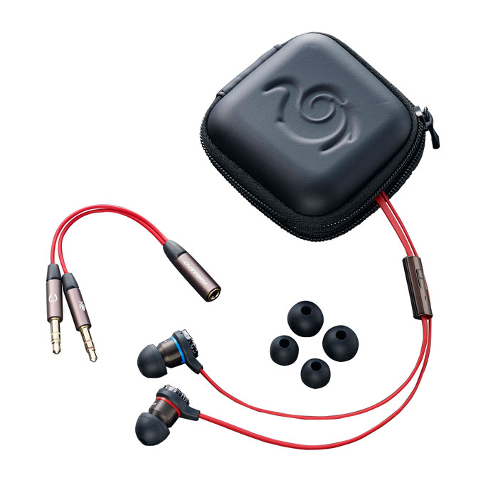 CM Storm Resonar, auriculares gaming in-ear, Imagen 1