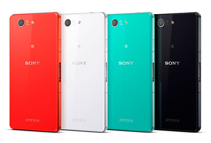 Sony Xperia Z3 Compact, Imagen 3