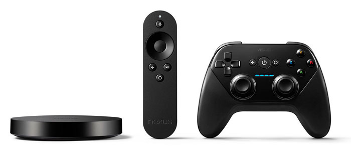 Google sorprende con el Nexus Player, un reproductor multimedia para la TV, Imagen 1