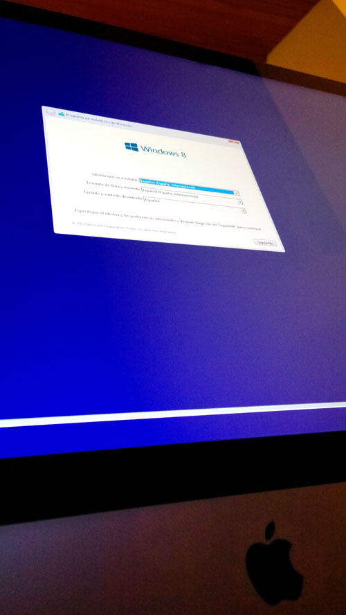 Instalar Windows en un Mac con Boot Camp, Imagen 3