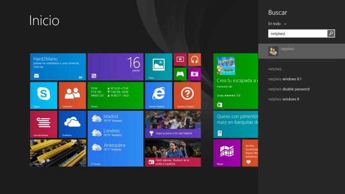 """Entrar a Windows sin claves, tambien para cuentas """"online"""""""