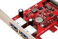 Addonics lanza una tarjeta PCIe con dos puertos USB 3.1