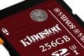 Las tarjetas SD m�s r�pidas de Kingston alcanzan ya los 256 GB