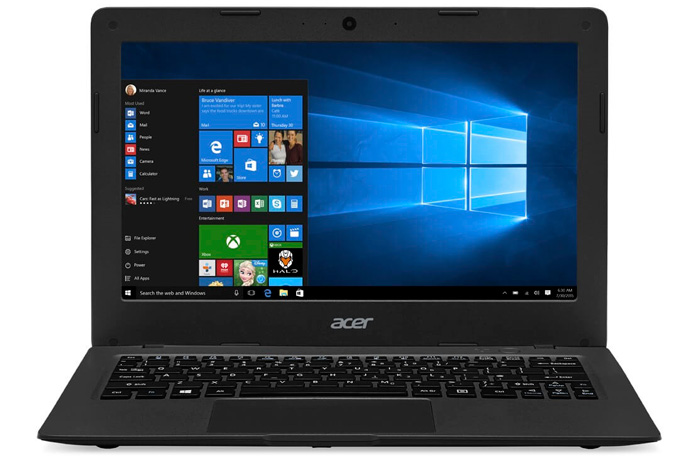 Acer Cloudbooks, formato de Chromebook pero con Windows 10, Imagen 1